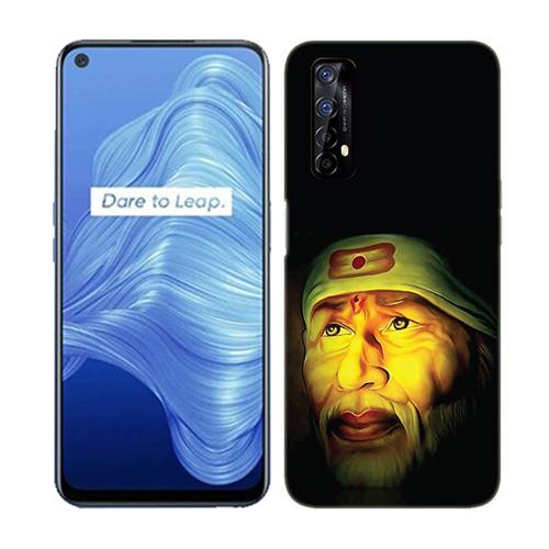 Sai Baba Mobile Phone Back Cover for Realme 7