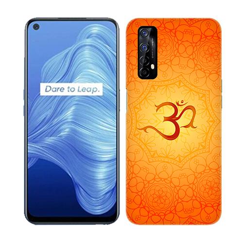 OM Mobile Phone Back Cover for Realme 7