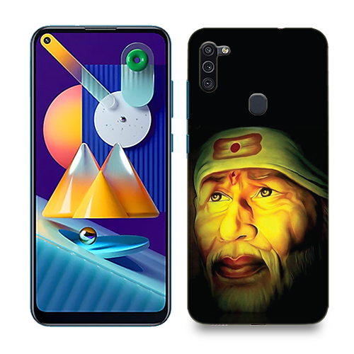Sai Baba Phone Cover for Samsung M11