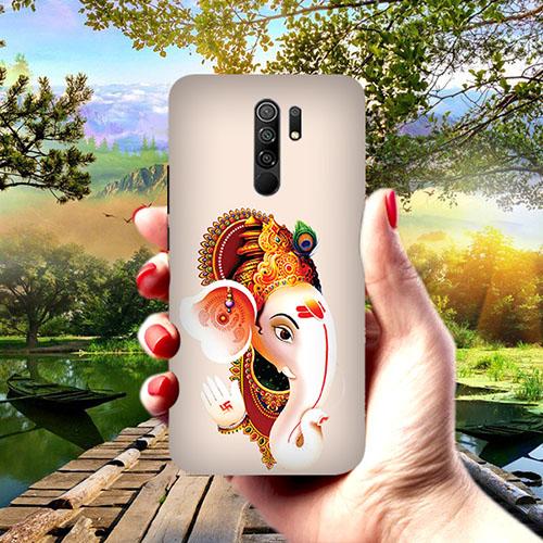 GaneshaPhone Cover for Redmi 9 Prime