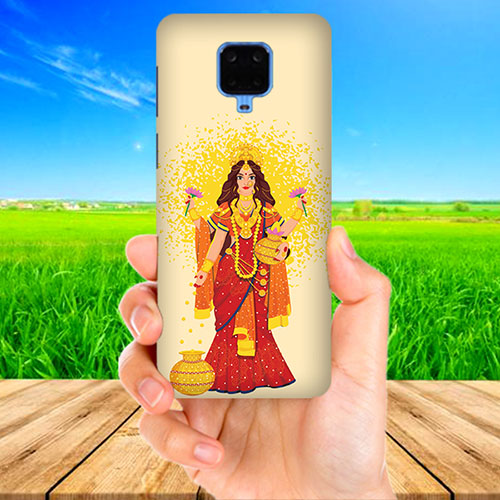 Maa Laxmi Phone Cover for Xiaomi Poco M2 Pro