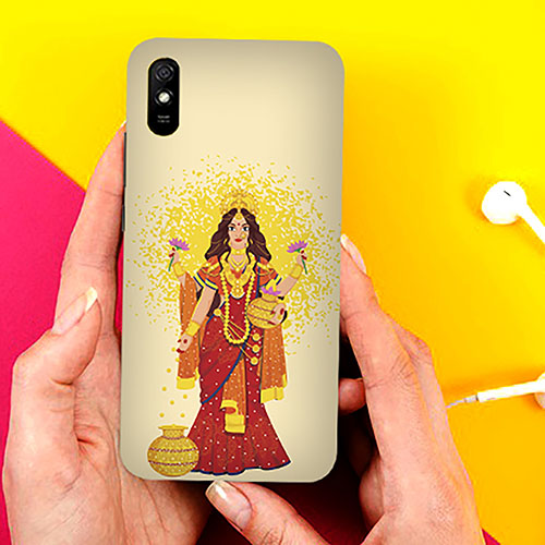 Maa Laxmi Phone Cover for Xiaomi Redmi 9A Cases