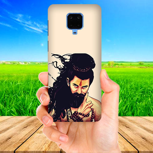 Bearded Mahadev Phone Cover for Xiaomi Poco M2 Pro