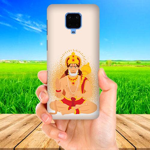Bhakt Hanuman Phone Cover for Xiaomi Poco M2 Pro