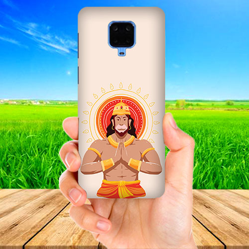 Jai Hanuman Phone Cover for Xiaomi Poco M2 Pro