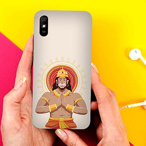 Jai Hanuman Phone Cover for Xiaomi Redmi 9A Cases