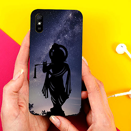 Murlidhar Phone Cover for Xiaomi Redmi 9A Cases