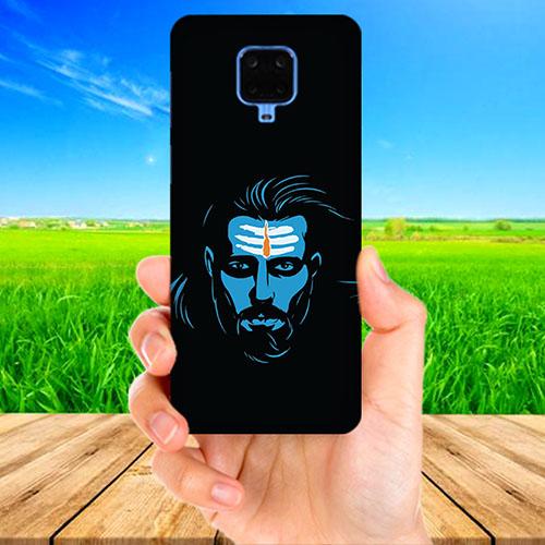 Mahadev Blue Phone Cover for Xiaomi Poco M2 Pro