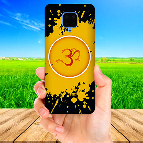 Om splash Phone Cover for Xiaomi Poco M2 Pro