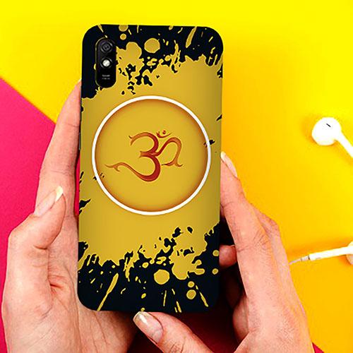 Om Splash Phone Cover for Xiaomi Redmi 9A Cases