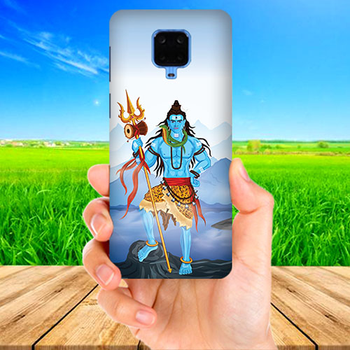 Shiv Kailash Phone Cover for Xiaomi Poco M2 Pro