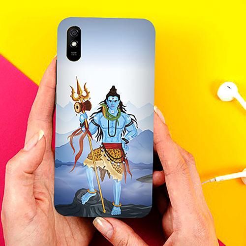 Shiv Kailash Phone Cover for Xiaomi Redmi 9A Cases