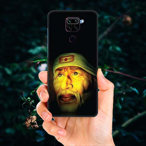 Sai Baba Phone Cover for Redmi Note 9