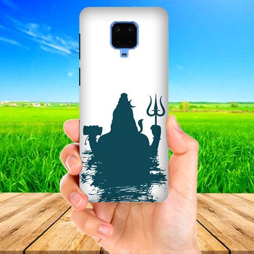 Shiva Blue shadow Phone Cover for Xiaomi Poco M2 Pro