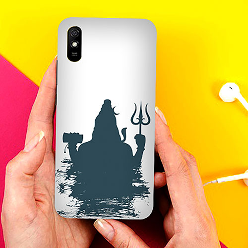 Shiva Blue Shadow Phone Cover for Xiaomi Redmi 9A Cases