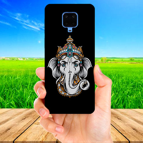 Ganesha Dark Phone Cover for Xiaomi Poco M2 Pro