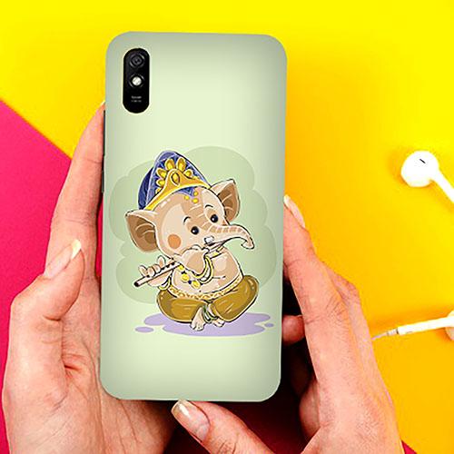 Nanhe Ganesha Phone Cover for Xiaomi Redmi 9A Cases