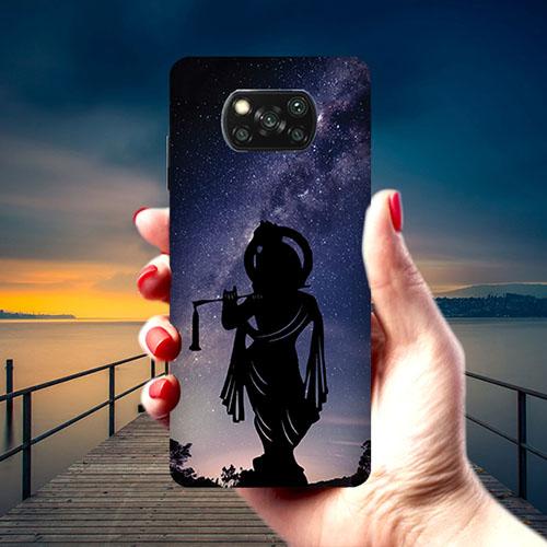 Murlidhar Phone Cover for Xiaomi Poco X3