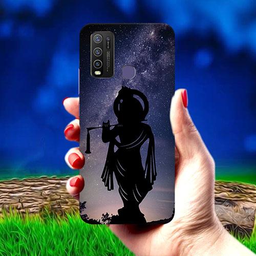 Murlidhar Mobile Phone Cover for Vivo Y50