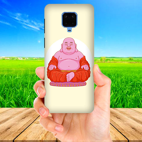 Laughing Buddha Phone Cover for Xiaomi Poco M2 Pro
