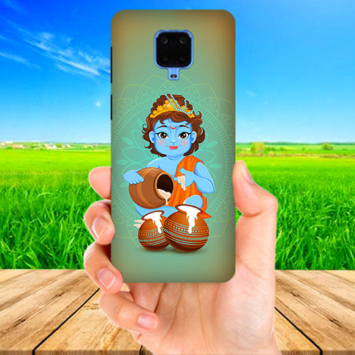 Kisna Makhanchor Phone Cover for Xiaomi Poco M2 Pro