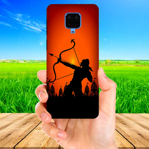 Dhanurdhari Ram Phone Cover for Xiaomi Poco M2 Pro