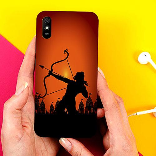 Dhanurdhari Ram Phone Cover for Xiaomi Redmi 9A Cases