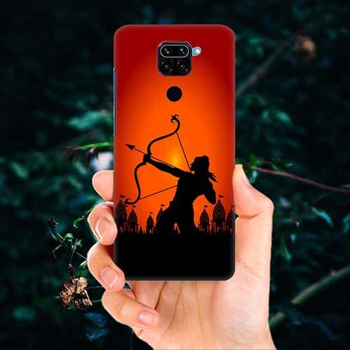 Shri Ram Phone Cover for Redmi Note 9