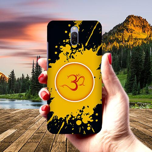 Om Splash Phone Cover for Xiaomi Redmi 8A Dual