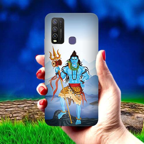 Shiv kailash Mobile Phone Cover for Vivo Y50