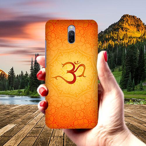 Om Phone Cover for Xiaomi Redmi 8A Dual