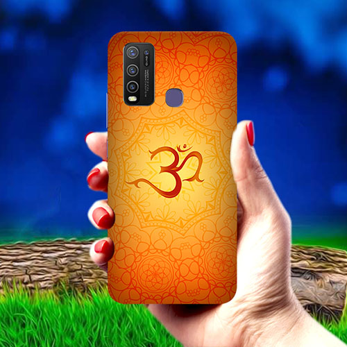 Om Mobile Phone Cover for Vivo Y50