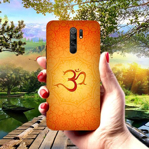 Om Phone Cover for Redmi 9 Prime
