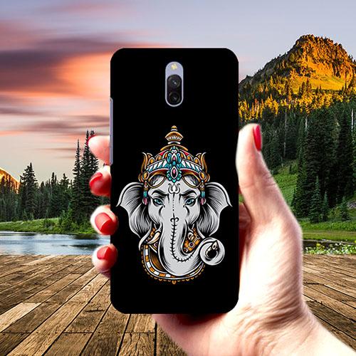 Ganesha Dark Phone Cover for Xiaomi Redmi 8A Dual