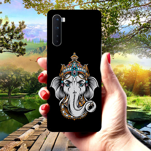 Ganesha Dark Cover for One Plus Nord