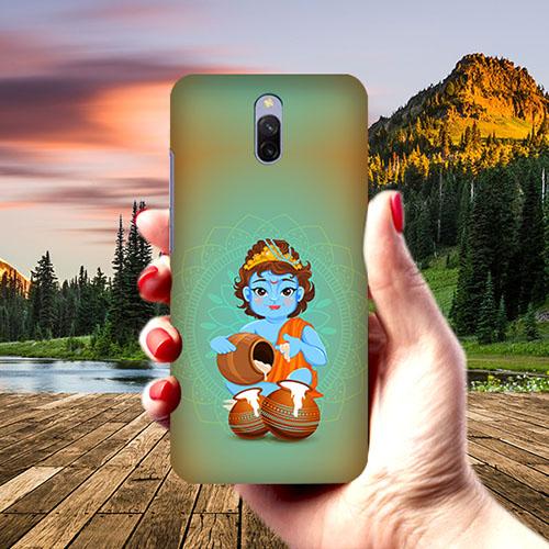 Kisna Makhanchor Phone Cover for Xiaomi Redmi 8A Dual