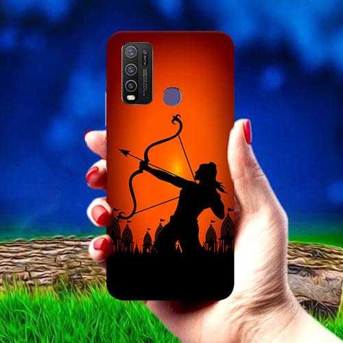 Shri Ram Mobile Phone Cover for Vivo Y50