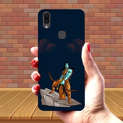 Dhanurdhari Ram Mobile Phone Cover for Vivo V9