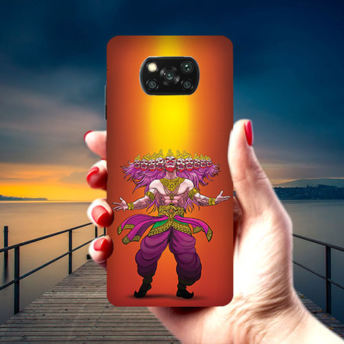 Furious Dashanan Phone Cover for Xiaomi Poco X3