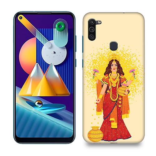 Maa Laxmi Phone Cover for Samsung M11