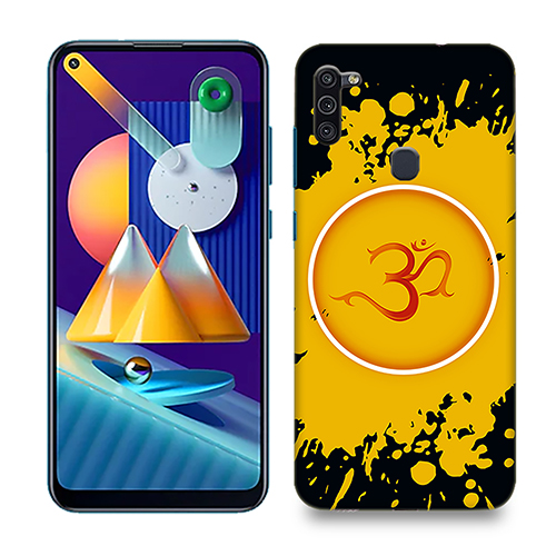 Om Splash Phone Cover for Samsung M11