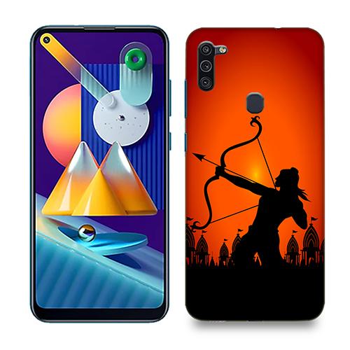 Dhanurdhari Ram Phone Cover for Samsung M11