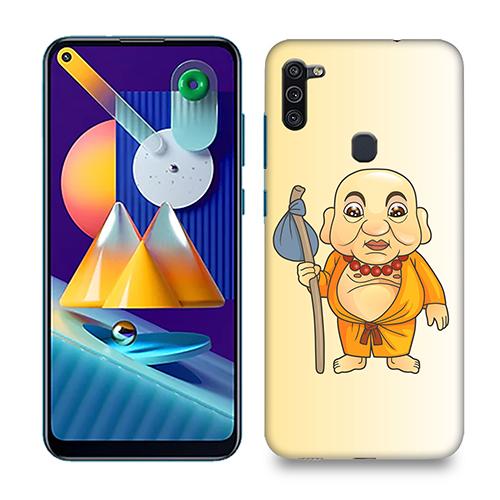 Walking Budhha Phone Cover for Samsung M11