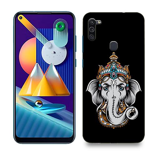 Ganesha Dark Phone Cover for Samsung M11
