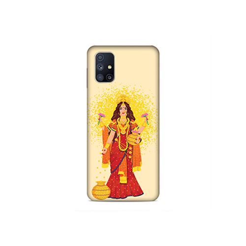 Maa laxmi Phone Cover for Samsung M51