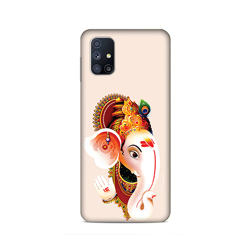 Ganesha Phone Cover for Samsung M51