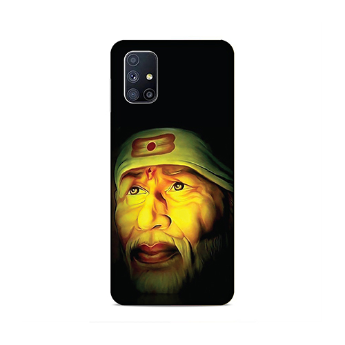 Sai Baba Phone Cover for Samsung M51