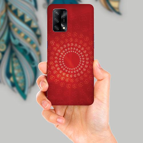 Om Mobile Back Cover for OPPO F19