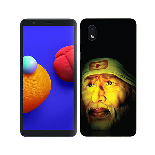 Sai Baba Phone Cover for Samsung M01