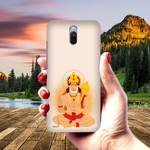 Bhakt Hanuman Phone Cover for Xiaomi Redmi 8A Dual